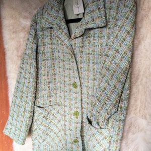 (M) NWT Weave of the Irish Tweed Jacket